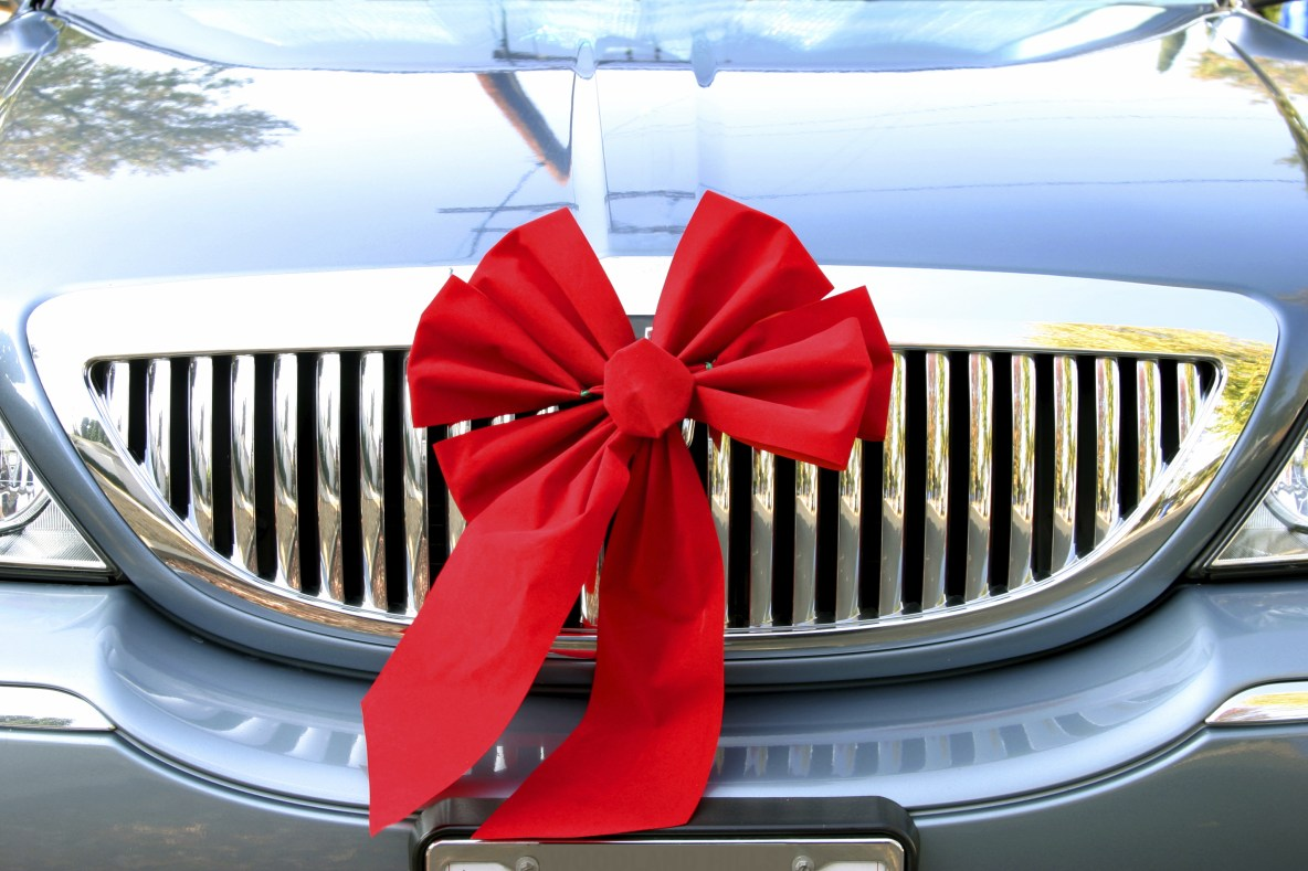 Holiday Tips for Buying a Car As a Gift